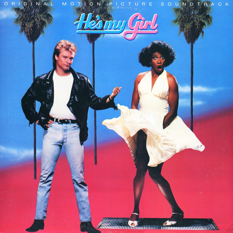 He's My Girl - Original Soundtrack, David Hallyday OST LP/CD