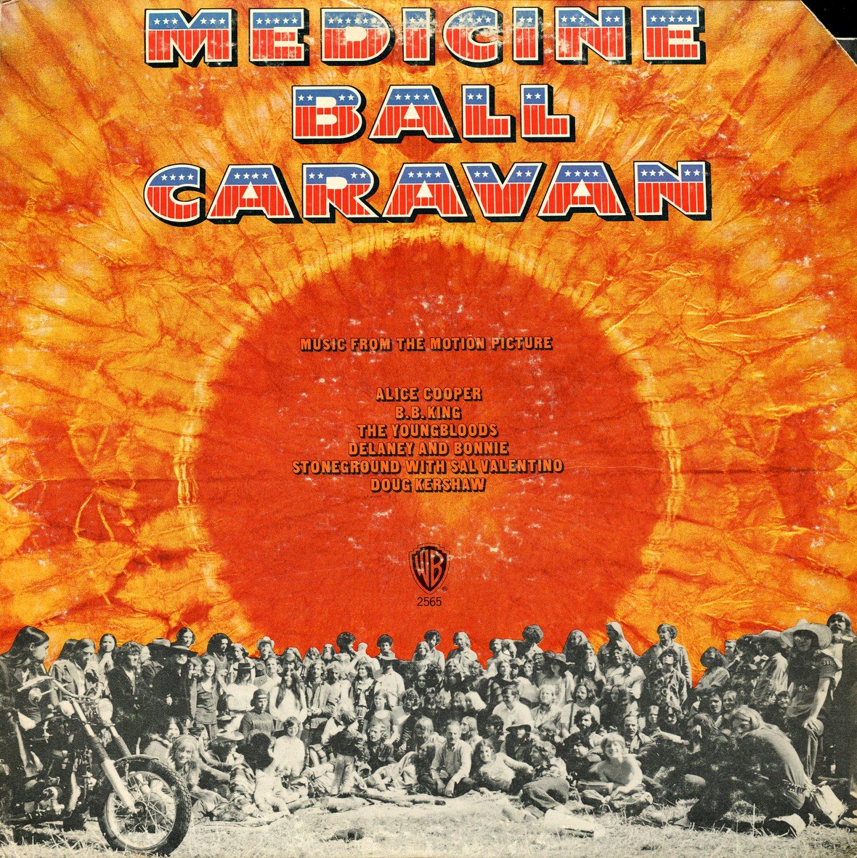 Medicine Ball Caravan - Original Soundtrack, B.B. King OST LP/CD