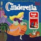 Cinderella - Original Musical Soundtrack, Peter Pan Book & Record LP/CD