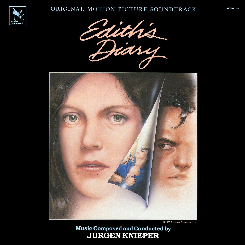 Edith's Diary / Ediths Tagebuch - Original Soundtrack, Jurgen Knieper OST LP/CD
