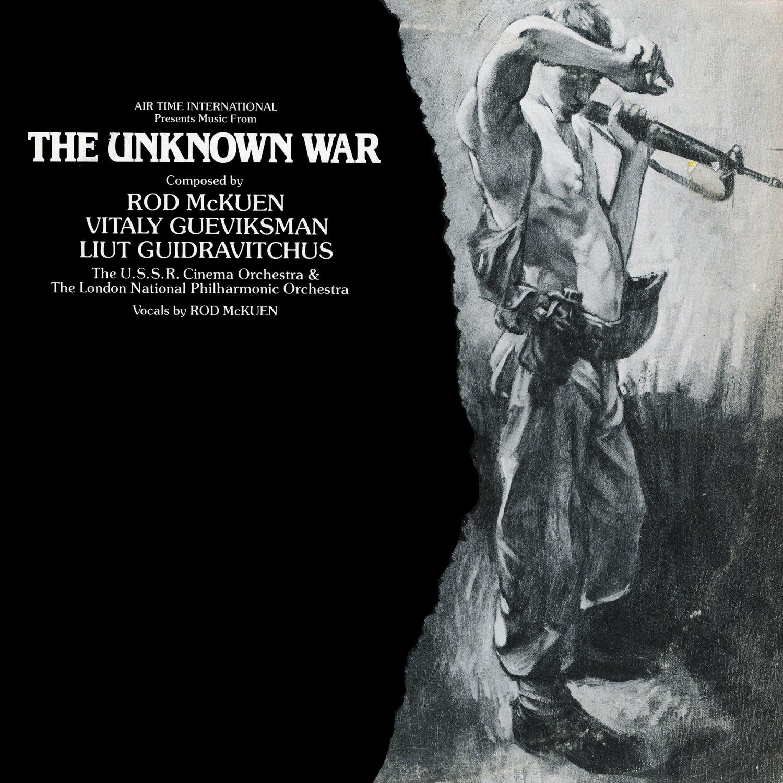 The Unknown War (1978) - Original Soundtrack, Rod McKuen OST LP/CD
