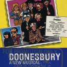 Doonesbury, A New Musical - Original Cast Soundtrack Tape/CD