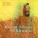 Great Music From The Movies - Reader's Digest Soundtrack Collection, Four Disc Set LP/CD