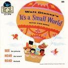 Walt Disney's It's A Small World - See-Hear-Read Soundtrack & Book EP/CD