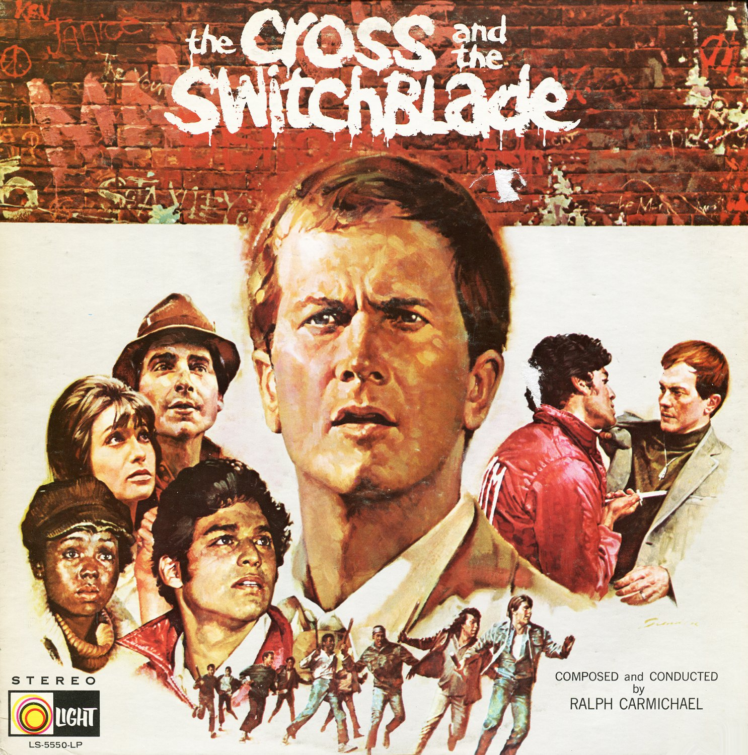 The Cross And The Switchblade - Original Soundtrack, Ralph Carmichael OST LP/CD