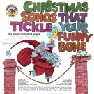 Christmas Songs That Tickle Your Funny Bone - Wonderland Records Holiday Music Collection LP/CD
