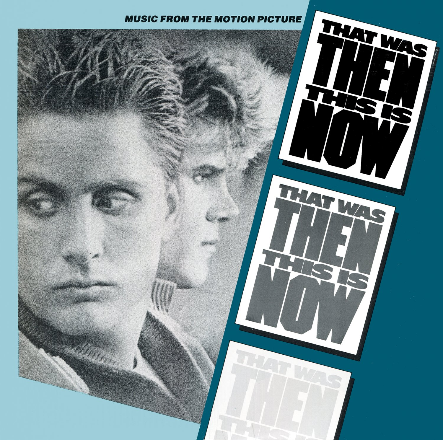 That Was Then This Is Now - Original Soundtrack, Keith Olsen & Bill Cuomo OST LP/CD