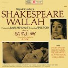 Shakespeare-Wallah (1965) - Original Soundtrack, Satyajit Ray OST LP/CD