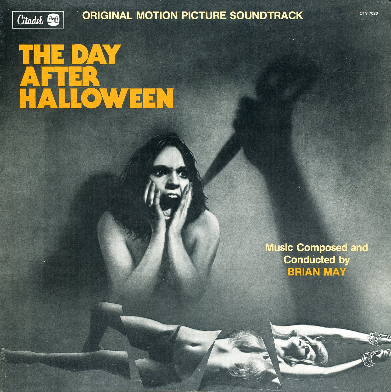 The Day After Halloween - Original Soundtrack, Brian May OST LP/CD