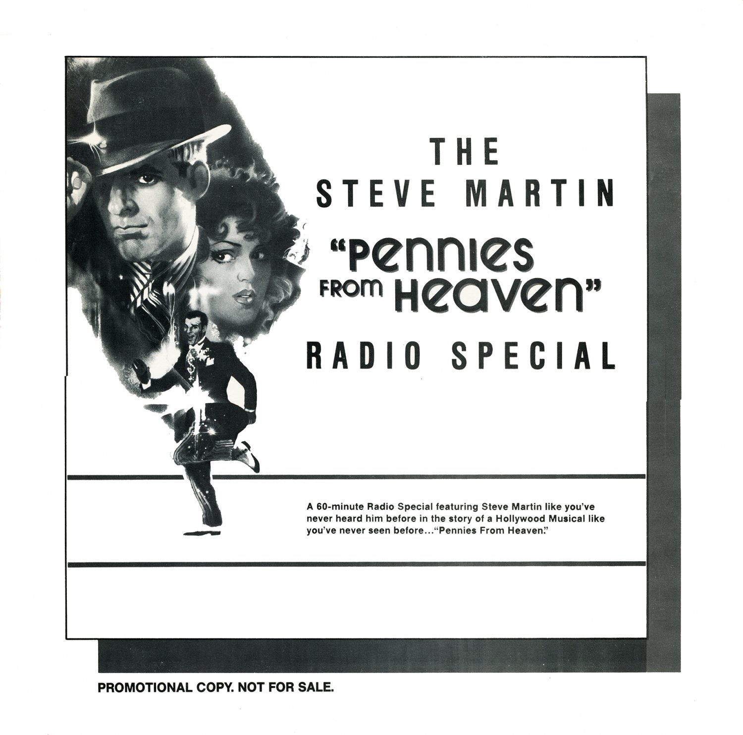 Pennies From Heaven - The Steve Martin Radio Special LP/CD