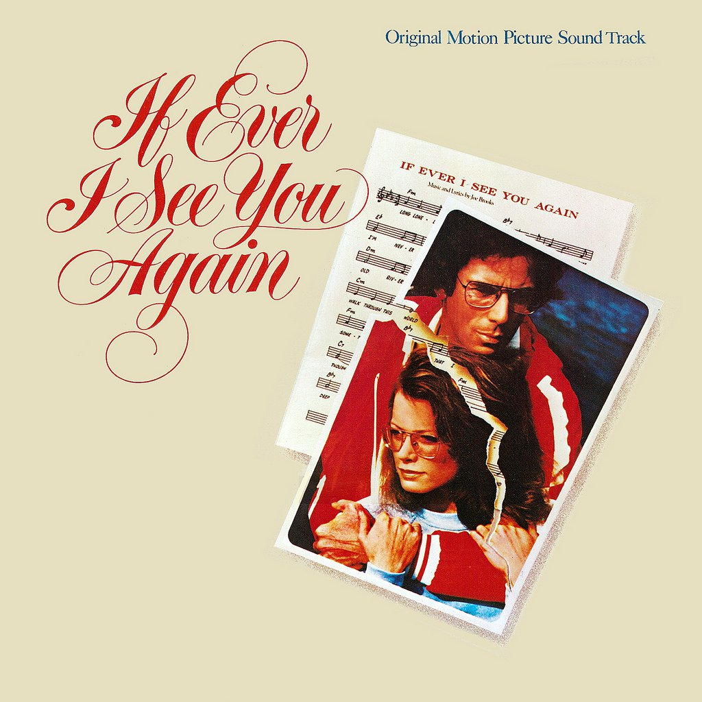 If Ever I See You Again - Original Soundtrack, Joseph Brooks OST LP/CD