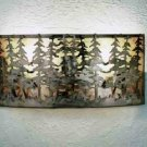 24w Tall Pines Wall Sconce