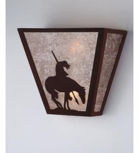 13w Trails End Wall Sconce