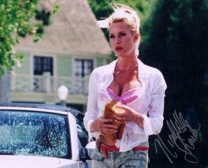 Nicollette Sheridan Signed 8x10 - Color