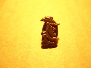 MGM Member Service Award Pin - 5 Years (Woody Woodpecker)
