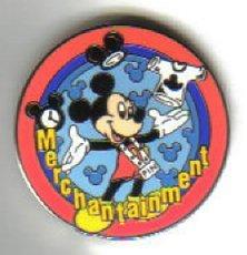 Disney cast member exclusive Merchantainment Red pin award