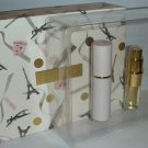 LOVELY SARAH JESSICA PARKER Refillable Perfume 3x 10 ml Travel Purse Spray NIB!