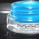 MAC CHROMALINE Gel Eye Liner HI-DEF CYAN Blue M.A.C
