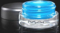 NIB MAC CHROMALINE Gel Eye Liner HI-DEF CYAN Blue M.A.C