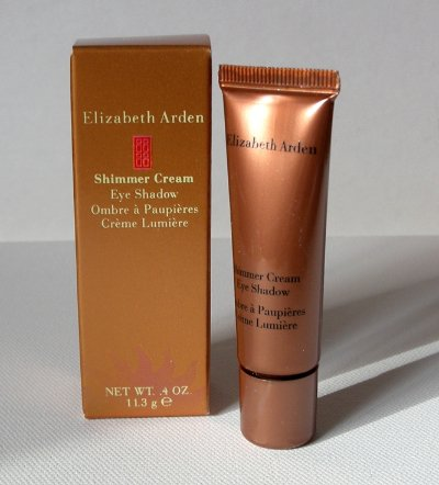 ELIZABETH ARDEN Shimmer Cream Eyeshadow BRONZE BEAUTY Eye Shadow NIB!