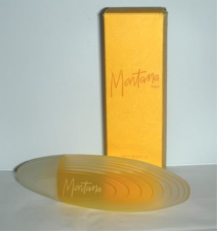 MONTANA PARFUM D'ELLE Perfume Eau de Toilette Women 1.7 oz 50 ml RARE NIB!