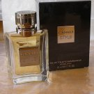 CANALI STYLE Eau de Toilette Spray MEN 1.7 oz 50 ml CANALI ITALY NIB!
