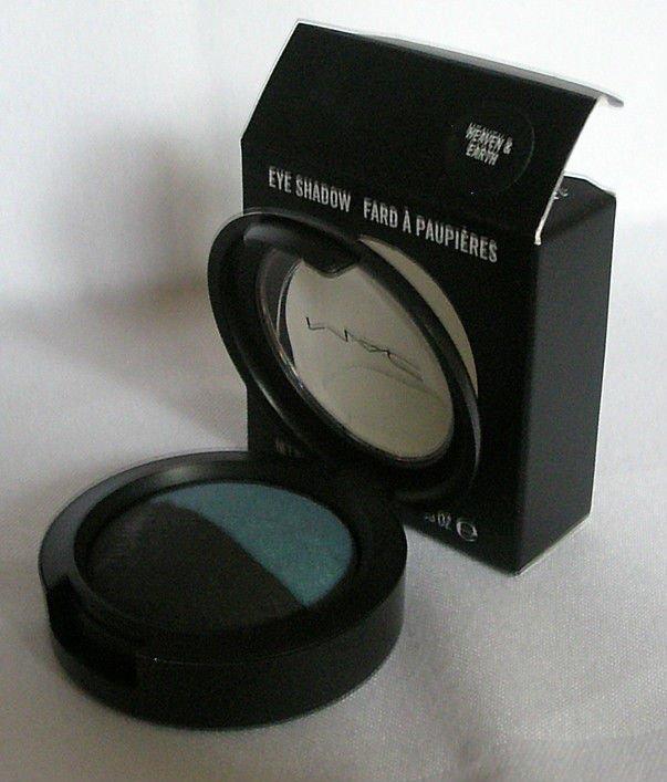 MAC Mineralize Eyeshadow Duo HEAVEN & EARTH Eye Shadow M.A.C Cosmetics NIB!
