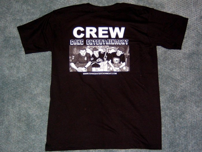 Gang Entertainment Crew T-Shirt
