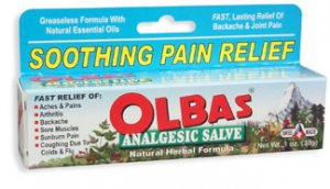 Olbas® Analgesic Salve, 1 oz Tube (30g)