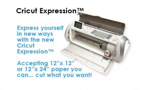 Cricut Expressions Huge Pooh Bundle Package 4 Cartridges included - Free 12x24 cutting mat