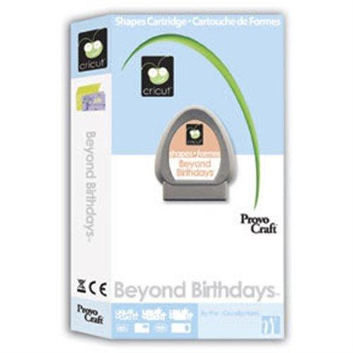 Beyon Birthdays CriCut Cartridge