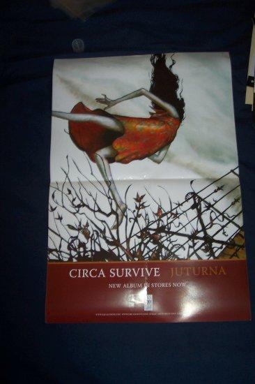 Circa Survive Poster