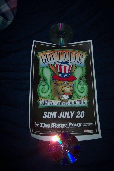 Gov't Mule Tour Poster