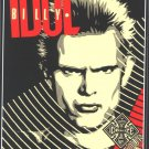 5 Billy Idol Handbills