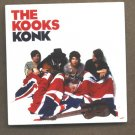 2 The Kooks Konk Stickers