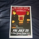 The Gutter Twins Tour Poster