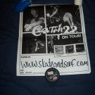 Catch 22 Skate and Surf Poster