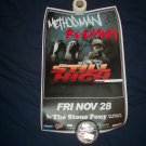 Methodman/Redman Tour Poster Wu Tang Clan