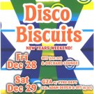 5 Disco Biscuits Handbills Phish Moe