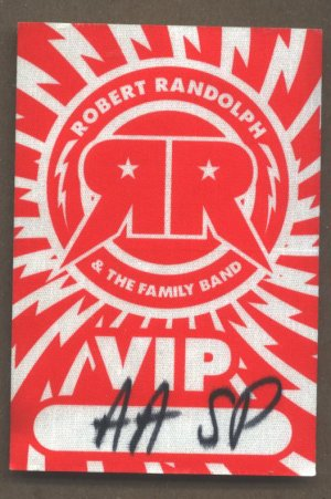Robert Randolph & The Family Band VIP Pass