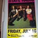 State Radio Concert Poster Dispatch