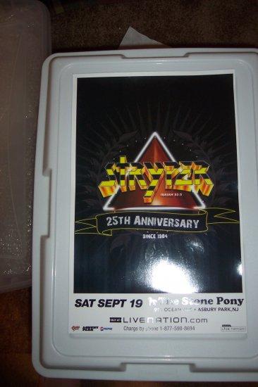 Stryper Concert Poster