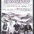 5 Incubus Concert Handbills
