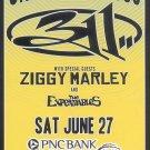 5 311 Ziggy Marley Handbills