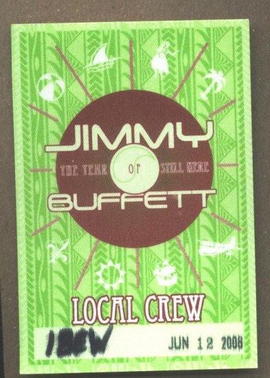 Jimmy Buffett Crew Pass