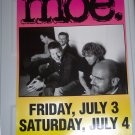 Moe Tour Poster