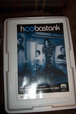 Hoobastank Tour Poster