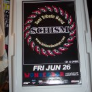 Schism Tour Poster Tool