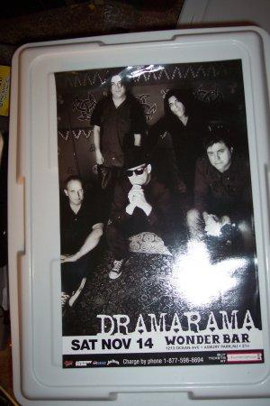 Dramarama Tour Poster