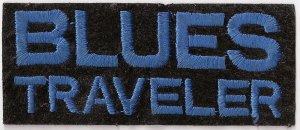 Blues Traveler Vintage Patch